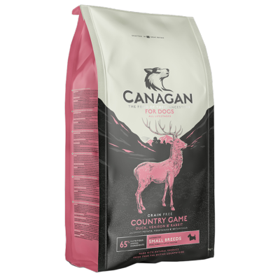 Canagan Dog Food: Small Breed Country Game