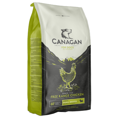 Canagan Dog Food: Small Breed Free-Range Chicken