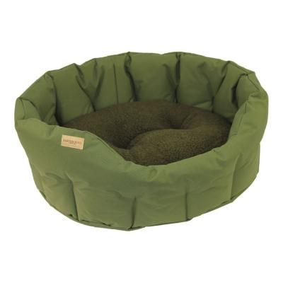 Earthbound Classic Waterproof Bed Green
