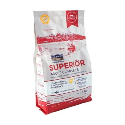 Fish4Dogs Dog Food: Adult Superior Salmon Small Bite 6kg